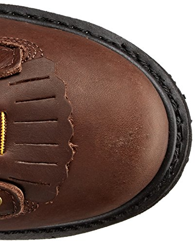 Georgia Men's G8041 Logger M Work Boot, Tumbled Chocolate, 14 W US by Georgia (Image #8)