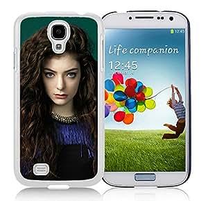 100% brand new Lorde White Samsung Galaxy S4 i9500 Case