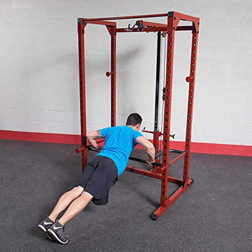 Body-Solid DR100 Power Rack Dip Attachment for Powerline and Best Fitnesss by Body-Solid (Image #5)