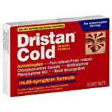 Dristan 20 Tablets (Pack of 3)