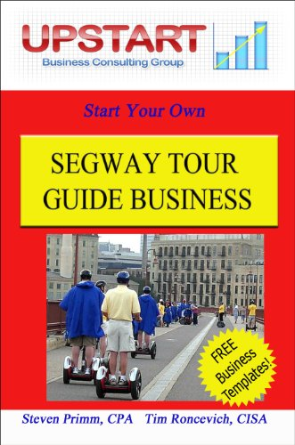 Segway Tour Guide Business