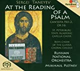 Cantata: At the Reading of a Psalm