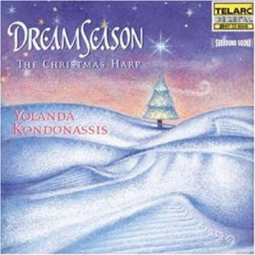 Cover of Dream Season - A Harp Christmas
