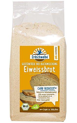 Image of Erdschwalbe Organic Protein Bread Mix Low Carb Glutenfree Vegan 8.8oz