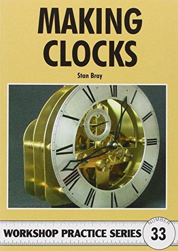Making Clocks (Clock Wooden Plans Gear)