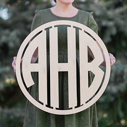 SALE 12-36 inch MODERN Wooden Monogram Letters Vine Room Decor Nursery Decor Wooden Monogram Wall Art Large Wood monogram wall hanging wood LARGE