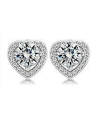 Richy-Glory - 925 Sterling Silver Earrings for Women