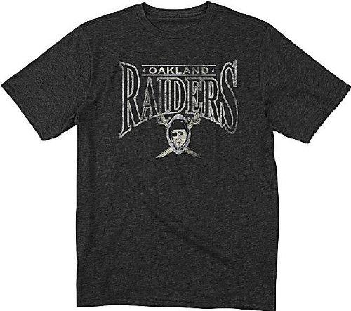 Raiders Shirt Reebok Oakland - Reebok Oakland Raiders Nostalgic T-Shirt Small