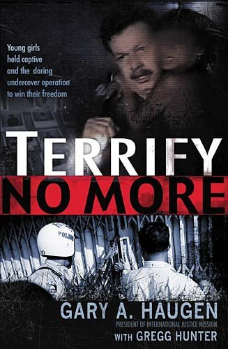 Terrify No More Young Girls Held Captive and the Daring