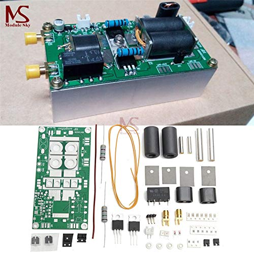 DIY Kits 70W SSB Linear HF Power Amplifier for YAESU FT-817 KX3 Ham Radio Suitable for FT-817 KX3 Other Small Power Stations
