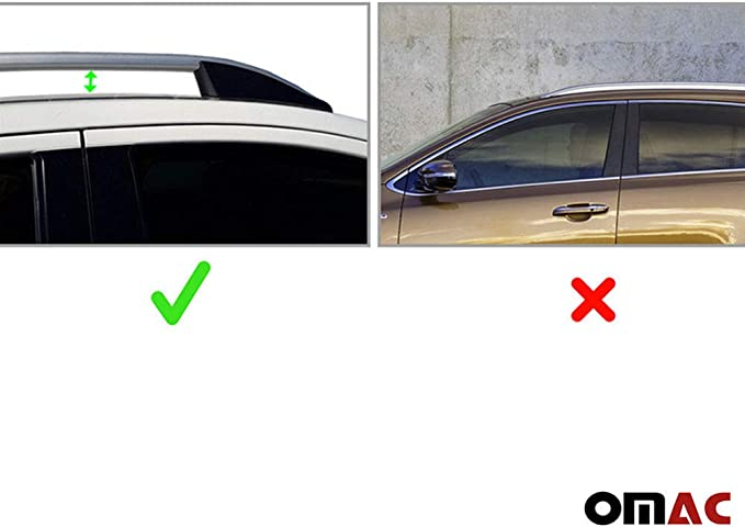 NORDRIVE Design Dachträger Snap Dach für Mercedes Benz Vito W638 W639 V639 W447