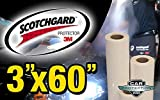 3M Scotchgard Bra Paint Protection Bulk Film Roll 3''-by-60''-inches