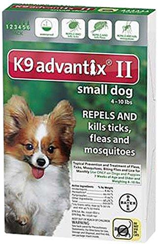 Bayer K9 Advantix II, Flea And Tick Control