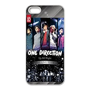 One Direction Fashion Comstom Plastic case cover For Iphone 5s