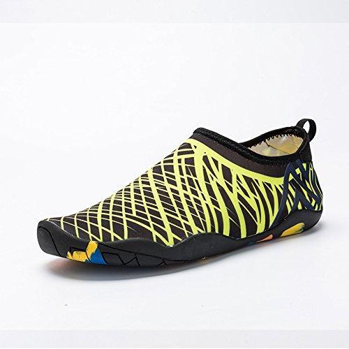 Beach - Schuhe Sind Einfach Zu Absorbieren Wasser Schwimmen, Schuhe, Outdoor - Schuhe, Farbe: Weiß, Schwarz, Blau, Grün, Pink, Tarnung,Grüne,Eu36
