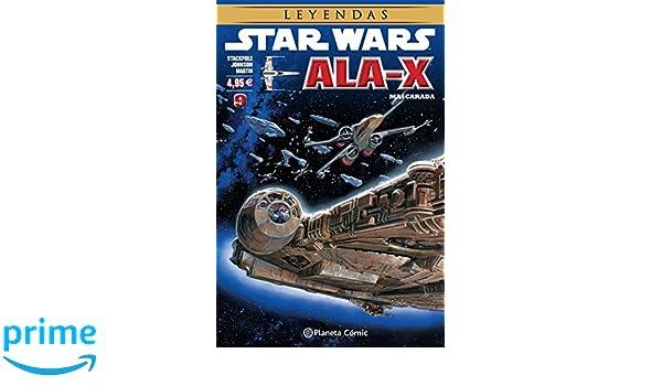 Star Wars Ala X nº 09/10: Mascarada Star Wars: Cómics Leyendas ...