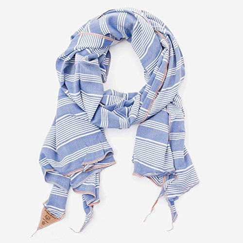 Sail High Seas Scarf by Late Sunday Afternoon