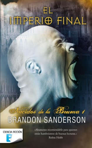 El imperio final de Brandon Sanderson