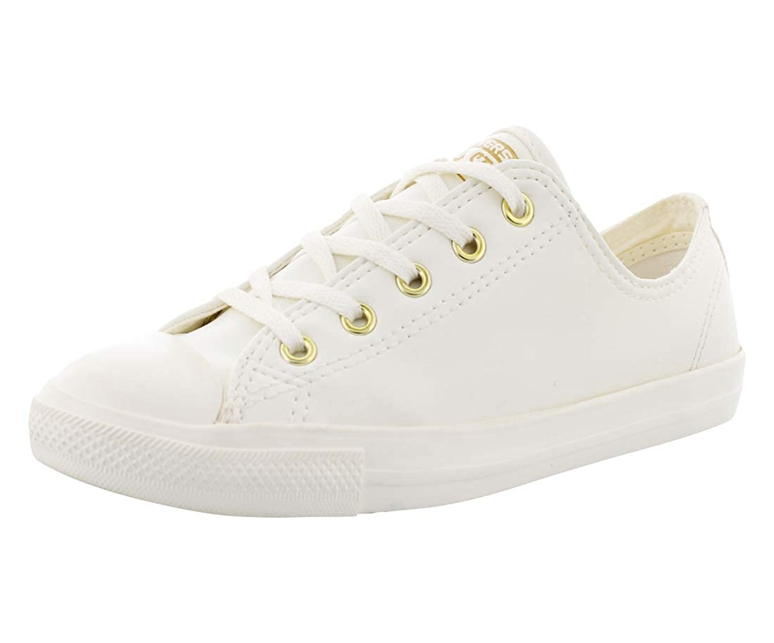 33b78b2c2cea Converse Chuck Taylor All Star Madison Ox Women Egret Gold 6 B(M) US  Buy  Online at Low Prices in India - Amazon.in