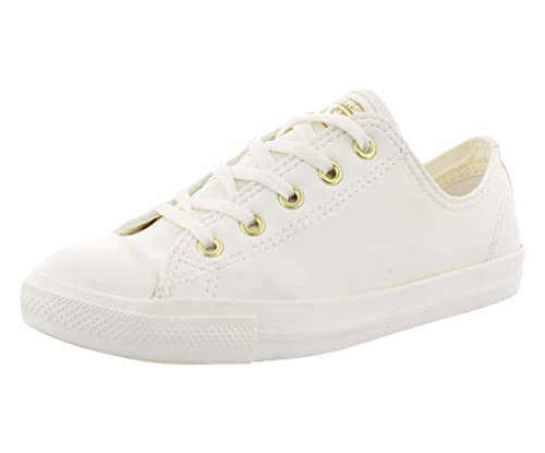 c7432dfb4c5 Converse Chuck Taylor All Star Dainty - Ox Craft SL Egret Gold Egret Women s