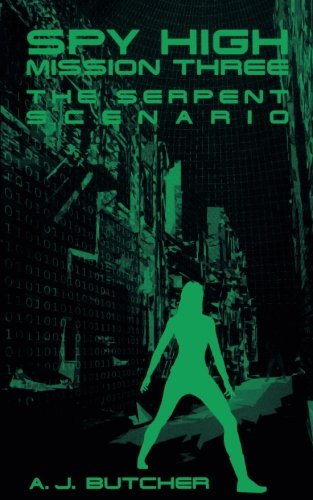 book cover of The Serpent Scenario