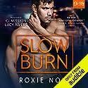 Slow Burn: A Bodyguard Romance Hörbuch von Roxie Noir Gesprochen von: Lucy Rivers, C. J. Mission