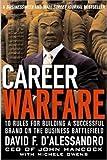 Career Warfare, D'Alessandro, 0071462147