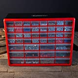 Storage Drawers-44 Compartment Organizer Desktop or