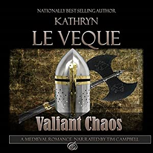 Valiant Chaos Audiobook
