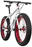 Framed Minnesota 2.0 Fat Bike White/Red Sz 18'