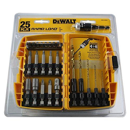 DEWALT DWA13RD25 Dewalt Drill/Driving Screwdriver Set