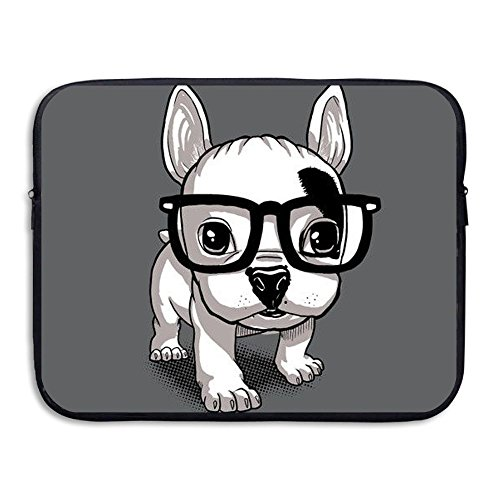 french bulldog messenger bag - 6