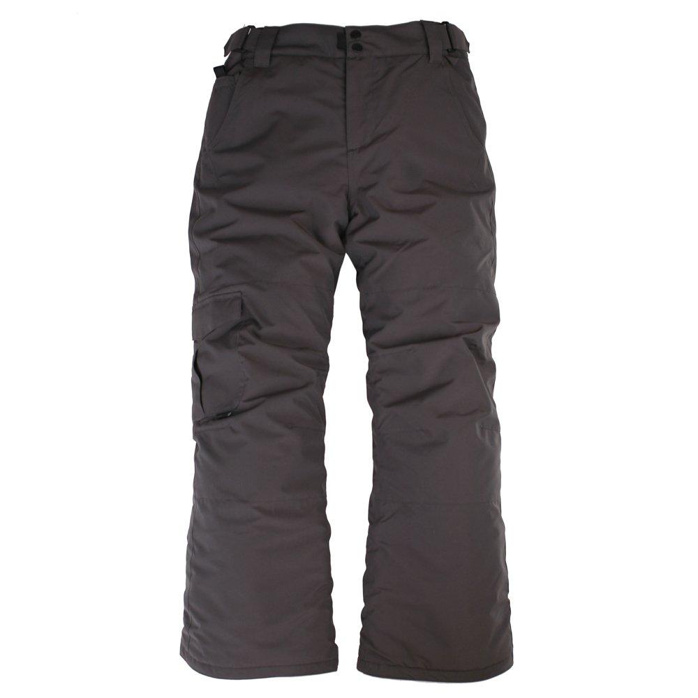 Ride Snowboard Outerwear Boy's Thunder Youth Pants, Asphalt, Small