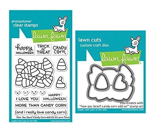 Lawn Fawn Clear Stamp & Die Set -
