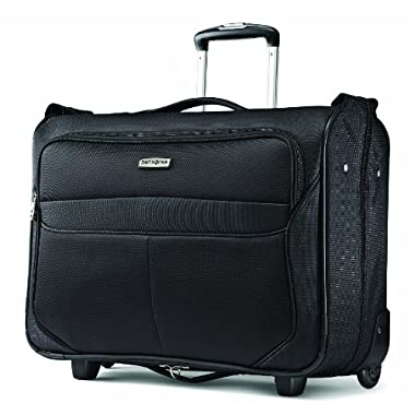Samsonite Luggage Liftwo Carry On Wheeled Garment Bag, Black, One Size