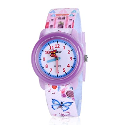 MICO Kids Waterproof Watch 3D Lovely Cartoon For Girl And Boy The Best Gift