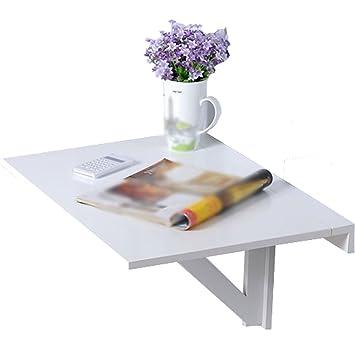 mesa plegable De Madera Escritorio Multifuncional Tapiz De Pared Muebles De Oficina En Casa contra La