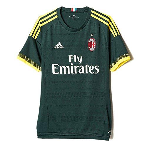 Adidas AC Milan 3rd Jersey-DEEGRN (L)