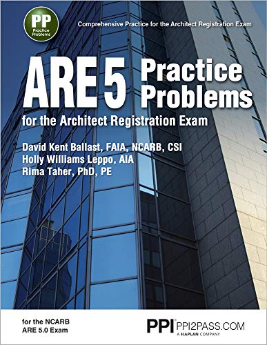 5 Ballast - ARE 5 Practice Problems for the Architect Registration Exam