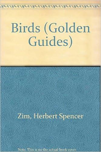 Birds (Golden Guides)