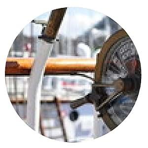 alfombrilla de ratón puente Telegraph - ronda - 20cm