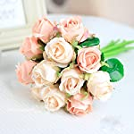 Meiliy-Silk-Artificial-Flower-Fake-Floral-Rose-Flower-Simulation-Rose-for-Home-Hotel-Office-Wedding-Party-Garden-Craft-Art-Decor-Pink