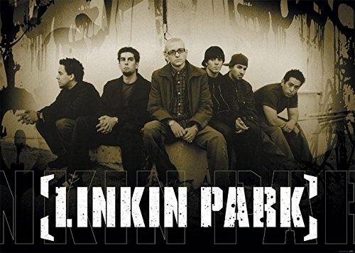 Linkin Park Meteora Group Music Poster Print