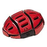 Morpher Folding Helmet (Regal Red)