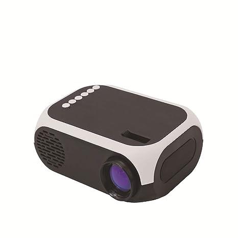 Mini proyector, proyector de película portátil LED ...