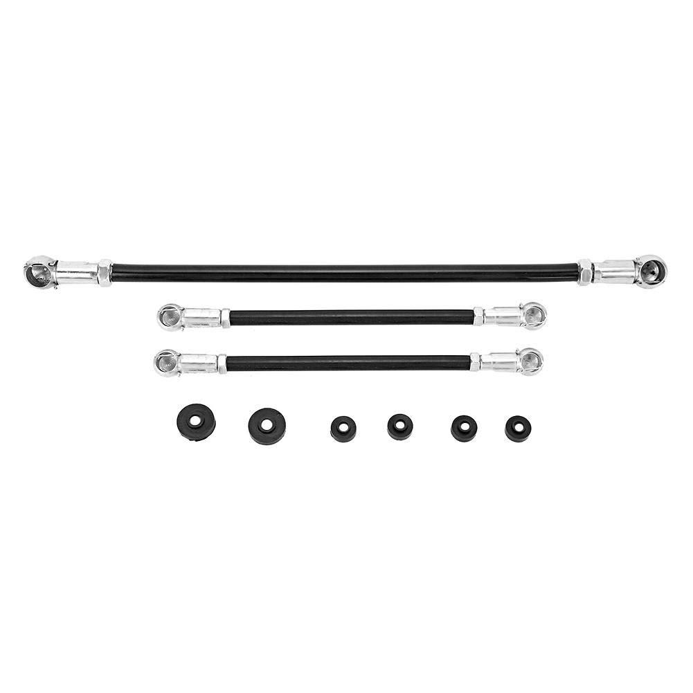 3 piezas de engranaje Enlace varilla de cambio varillaje de ajuste for el 106 Engranaje de un mecanismo de barras Kit