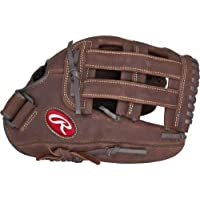 Rawlings Player - Guante Preferido, Lanzador diestro, marrón (Brown 13), Talla 13 U.S
