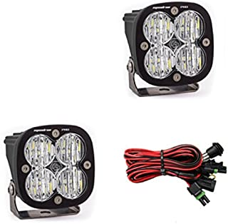 product image for Baja Designs 497805 LED Light Pod (Wide Cornering Pattern Pair Squadron Pro Series), 1 Pack