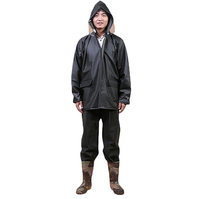 YuanDian Uomo Donna All'aperto Pesca Impermeabile Pantaloni