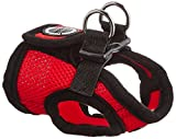 PUPPIA International Puppia Harness Soft B Vest RED XSmall